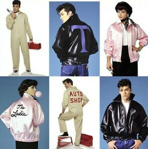 SIMPLICITY-PATTERN-8745-RARE-OOP-GREASE-STAGE-COSTUMES-XS-THRU-M-OR-L-THRU-XL