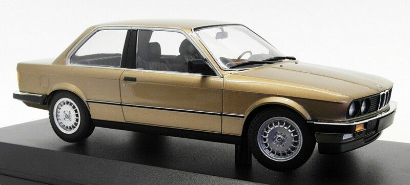 MINICHAMPS 1 18 scale model voiture 155 026004 - 1982 BMW 323i-Metallic marron