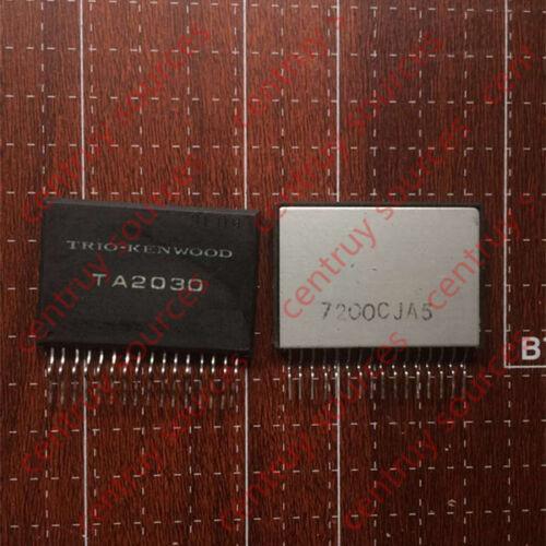 1PCS TA2030 SIP-16  AUDIO AMPLIFIER MODULE IC TRIO-KENWOOD