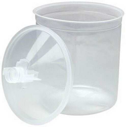 16200 3M 16200 PPS™ Lids with 200 Micron Filters