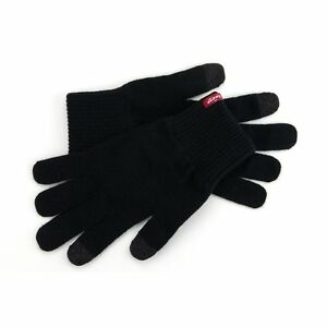 levi 39 s neu herren touchscreen handschuhe schwarz ben neu. Black Bedroom Furniture Sets. Home Design Ideas