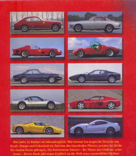 = Ferrari  - Einblick in die Welt eines automobilen Mythos =