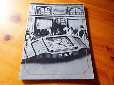 CARTIER - a general background on the history of the company for over 100 years