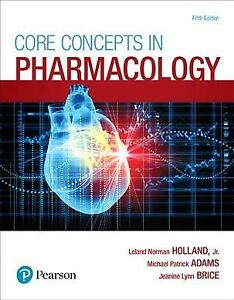Core-Concepts-in-Pharmacology-Paperback-by-Holland-Leland-Norman-Jr-Ph-D