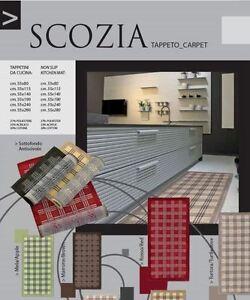 Tappeto-Suardi-Passatoia-Cucina-Modello-SCOZIA-MADE-IN-ITALY-Vari-Colori-Misure