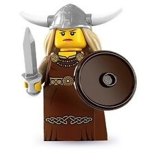 LEGO #8831 Mini figure Series 7 VIKING WOMAN