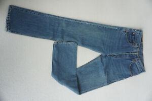 Levis-Levi-s-501-Herren-Men-Jeans-Hose-31-34-W31-L34-Stonewashed-Blau-TOP-ad34