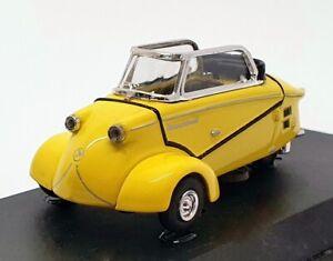 Vitesse-1-43-SCALA-681-1960-Messerschmitt-KR-200-Cabrio-Giallo