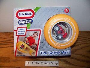 Little Tikes Wheelz Tire Twister Mini - Orange/Race Car