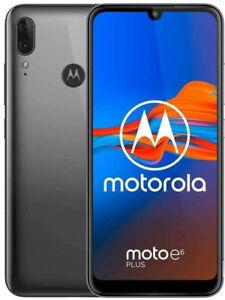 Motorola Moto E6 Plus (XT2025) Black, TOP Zustand