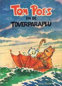 TOM-POES-EN-DE-TOVERPARAPLU-Marten-Toonder-1980