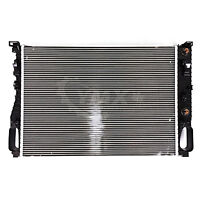 Radiator For At Mercedes Benz E500 2003 2004 2005 2006 Cls500 2006 V8 Auto