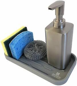 Kitchen Caddy Organizer Kitchen Soap Caddies Sponge Holder ...