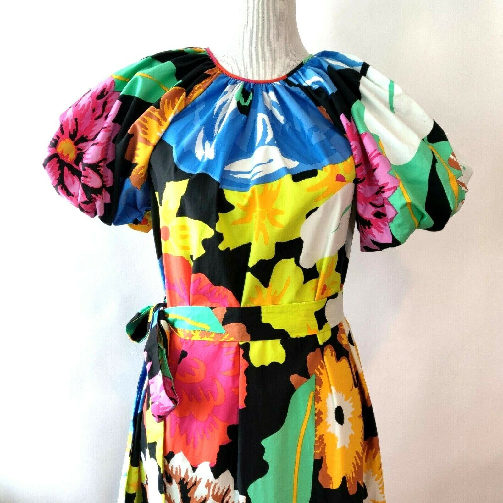 Christopher John Rogers Target Womens Floral Puff… - image 5