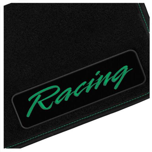 Voiture Tapis OPEL ASCONA B à partir de 1975 à 1981 Racing Stick Sélectionnable Paillassons