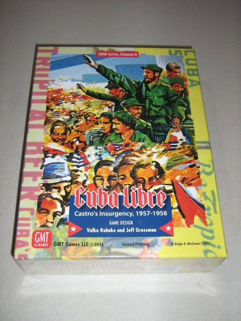 Cuba libre  castros aufstand, 1957 (neu)