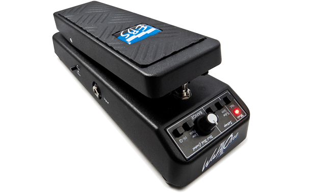 EBS WAH WahOne Wah & Volume Guitar Effects Pedal