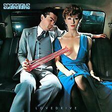 SCORPIONS - LOVEDRIVE (50TH ANNIVERSARY DELUXE EDITION)  VINYL LP + CD NEU