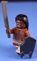 Lego® Lord Of The Rings™ 9476 Lurtz™ Uruk Hai Commander Minifigure +sword Shield