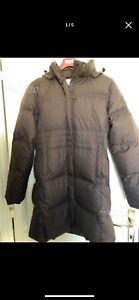 huge discount 16e6b 48df4 Dettagli su Giubbotto Donna Invernale Lungo Marca GAS Vera Piuma