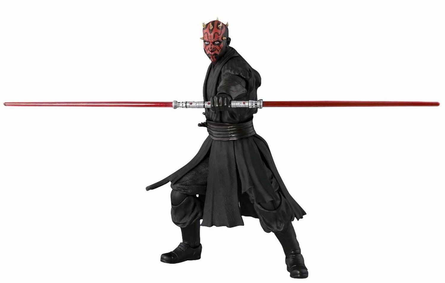 S.H.Figuarts Star Wars DARTH MAUL Action Figure BANDAI TAMASHII NATIONS Japan