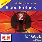 A Study Guide to Blood Brothers for GCSE: All Tiers by Janet Marsh (DVD, 2011)