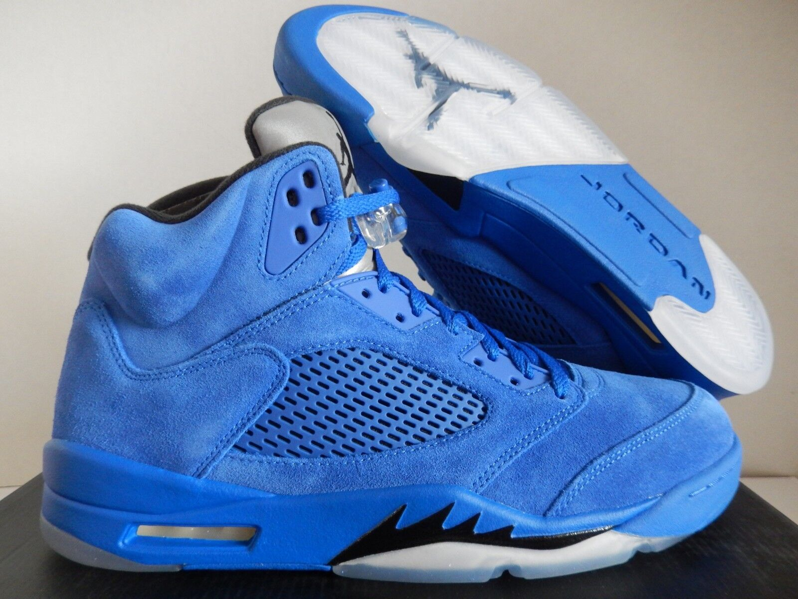 NIKE AIR JORDAN 5 RETRO GAME ROYAL Bleu