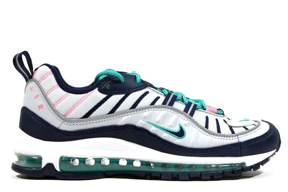 Nike Air Max 98 Tidal Wave South South South Beach  New Men Size 10.5 a50db9