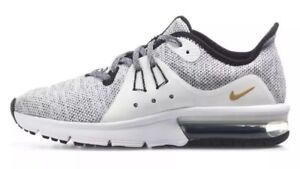 Shop Nike Air Max Sequent 3 (Gs) Big Kids 922884 007 Size