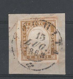 FRANCOBOLLI-1862-SARDEGNA-10-C-BRUNO-OLIVASTRO-TORRITA-15-7-C-3434