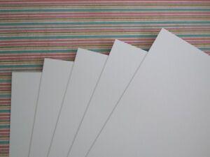 Karte Weiß /& Premium Weiß 300gsm A3 A4 A5 A6 Andere Größen Aquarell Papier
