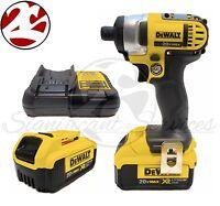 Dewalt Dcf885 20v Max 1/4 Xr Lithium Ion Dcb204 Impact Drill Driver Kit