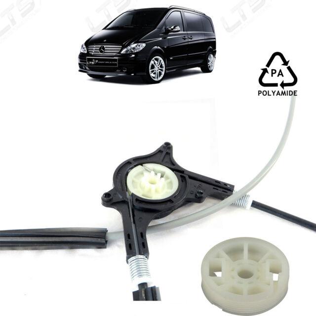 Elevalunas de Reparación Kit Mercedes Vito Viano W639 Eléctrico Frontal Derecho
