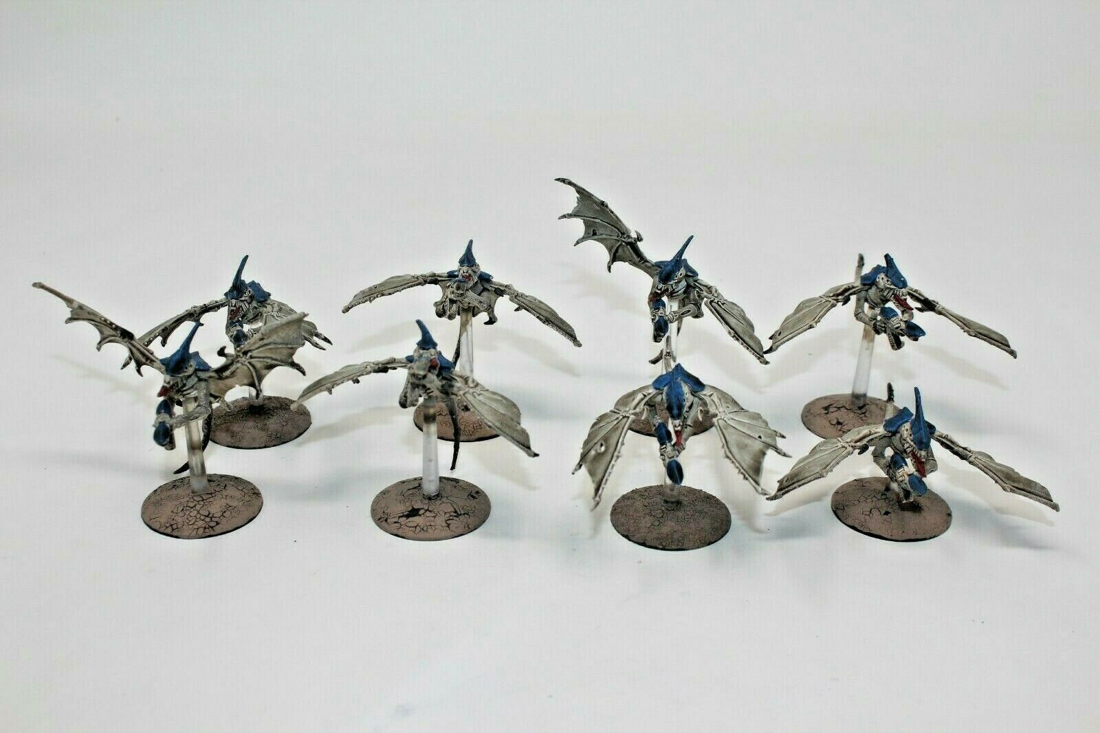 Warhammer Tyranid Gargoyles Well Painted - JYS10