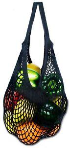 ECOBAGS-String-Bag-Color-Black-Tote-Handle