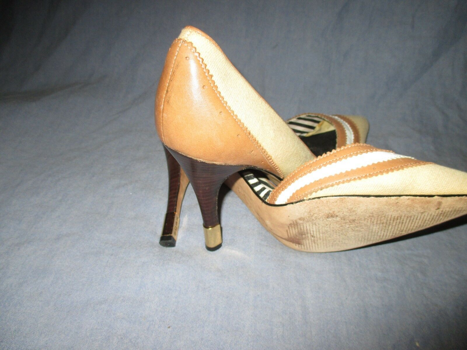 L.A.M.B. Gwen Stefani Schuhes Pumps 9 Heels  Stiletto Größe 9 Pumps 950bbd