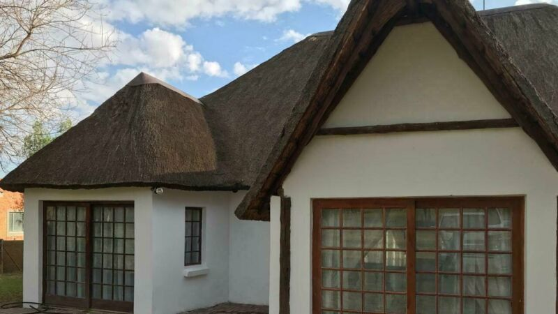 2,500m² Farm For Sale in Maselspoort
