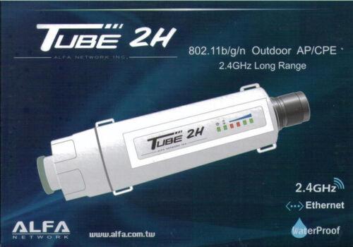 Alfa Network Tube 2H 802.11n  Outdoor AP//CPE