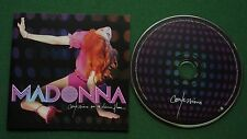 Madonna Confessions On A Dance Floor inc Future Lovers / Sorry + CD