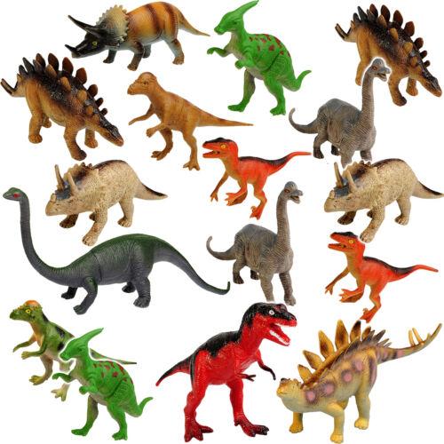 """Set spielzeugdino-dinosaurios//prehistórico-Cerda /""""dinosaurios-tiranosaurio rex/"""""""