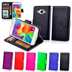 cheaper 4d73b 5a5c5 New Wallet Leather Case Cover - Samsung Galaxy Core Prime LTE G360 ...