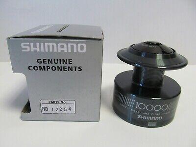 Bobina MULINELLO SHIMANO BAITRUNNER DL 10000RA BOBINA ORIGINALE RICAMBIO RD12254