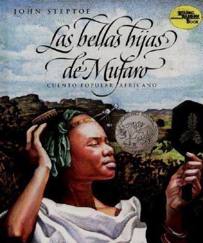 Bellas Hijas de Mufaro Hardcover John Steptoe