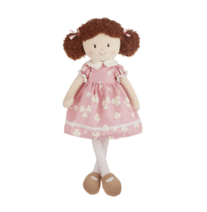 Ganz E1 Baby Girl 20in Plush Stuffed Annie Rag Toy Doll H14753