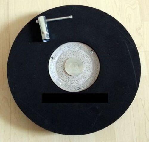 Schleifteller für Einscheibenmaschine Wizzard Candia 33 L 13 Parkettschleifen