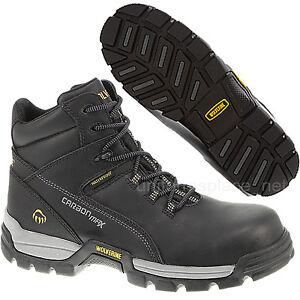 5a7108a1ebc Details about Wolverine Work Boots Men TARMAC 6
