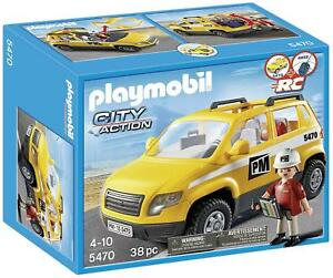 Playmobil Add On #9843 Construction Site Office New Sealed