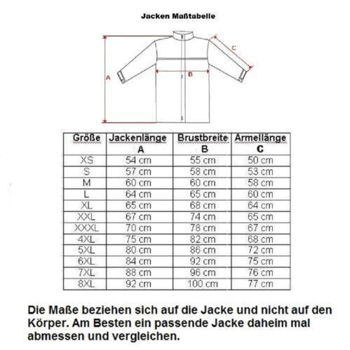 NEU DODGE RAM V8 Fan Jacke schwarz//rot jacket veste jas giacca jakka jack