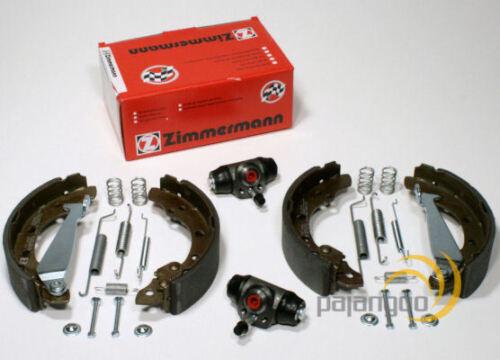 Bremsbacken mit Hebel Zubehör Radzylinder für hinten Citroen Xsara mit ABS
