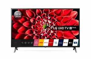 "LG 43UN71006LB 43"" Smart 4K Ultra HD HDR LED TV, WebOS, Freeview HD"